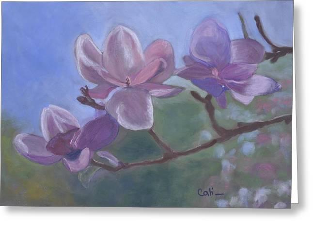 Magnolia Branch Greeting Card