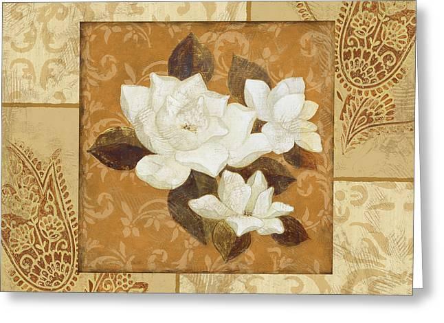 Magnolia I Greeting Card by Pablo Esteban