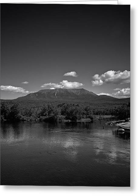 Maine's Nature Wonderland Greeting Card by Mountain Dreams