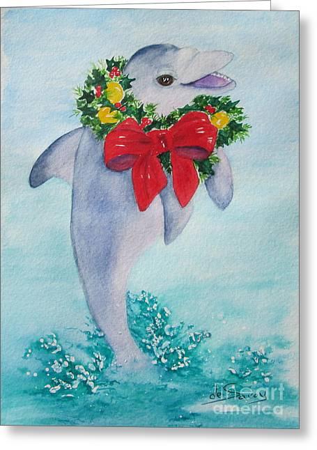 Make A Splash Greeting Card