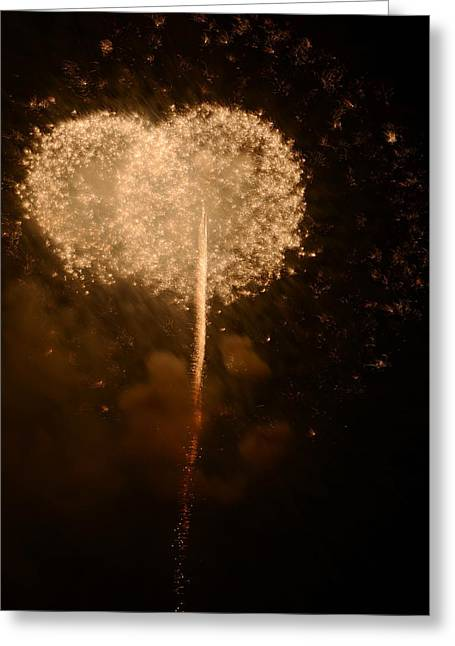 Greeting Card featuring the photograph Make A Wish by Linda Mishler