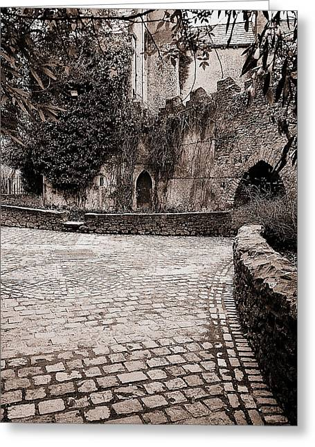 Malahide Castle Grounds Greeting Card