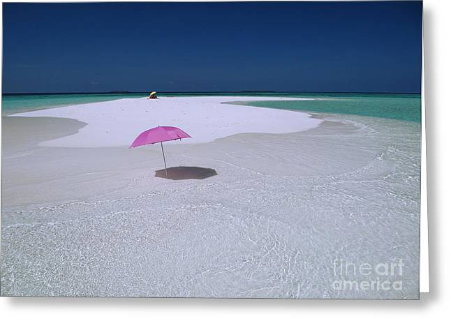 Maldives 04 Greeting Card by Giorgio Darrigo