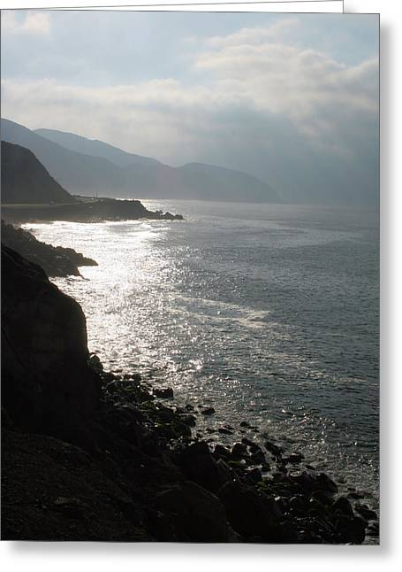 Malibu Morning Greeting Card