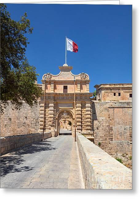 Malta 06 Greeting Card