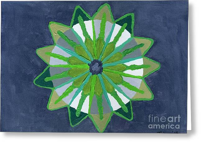 Mandala 765 Greeting Card