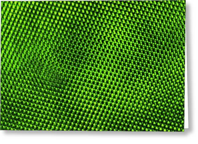 Manganese Oxide Nanoparticle Greeting Card