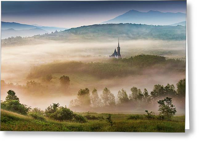 Maramures, A Fairy Land ! Greeting Card