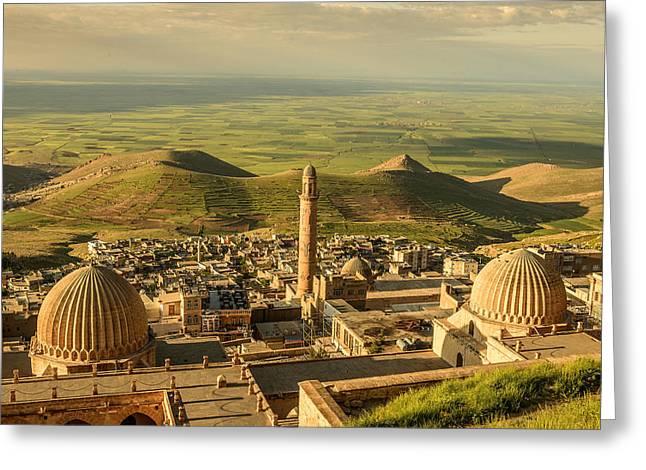 Mardin - 2 Greeting Card by Okan YILMAZ