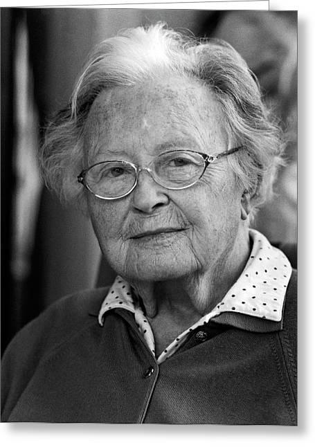 Margaret Burbidge Greeting Card