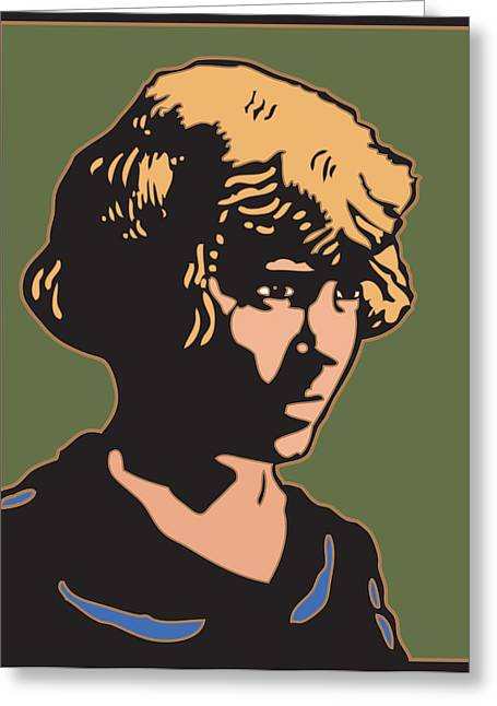 Margaret Mead Greeting Card