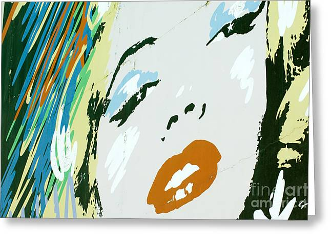 Marilyn Monroe 5 Greeting Card