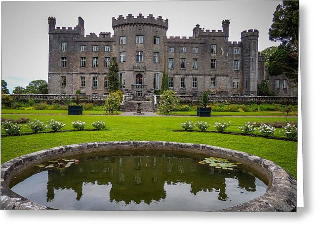 Markree Castle In Ireland's County Sligo Greeting Card