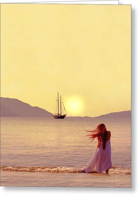 Marmaris - Turkey Greeting Card