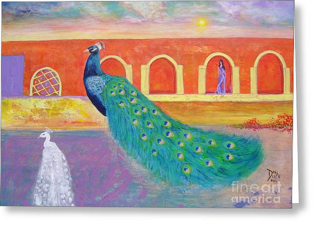 Marrakesh Dreams  Greeting Card