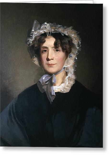 Martha Jefferson Randolph (1772-1836) Greeting Card