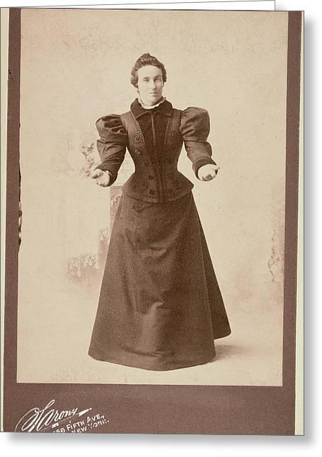 Mary Elizabeth Lease (1853-1933) Greeting Card