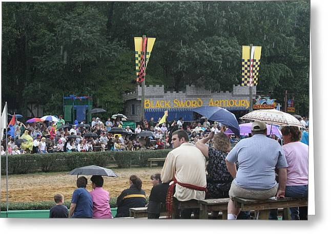 Maryland Renaissance Festival - People - 1212101 Greeting Card