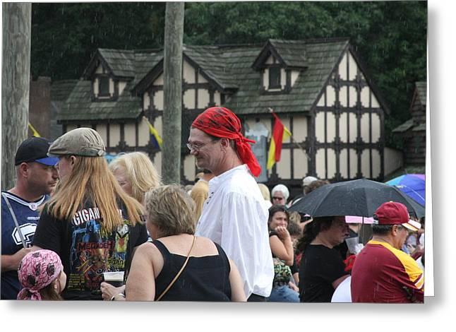 Maryland Renaissance Festival - People - 1212102 Greeting Card