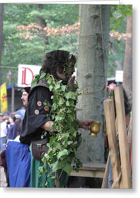 Maryland Renaissance Festival - People - 1212115 Greeting Card by DC Photographer