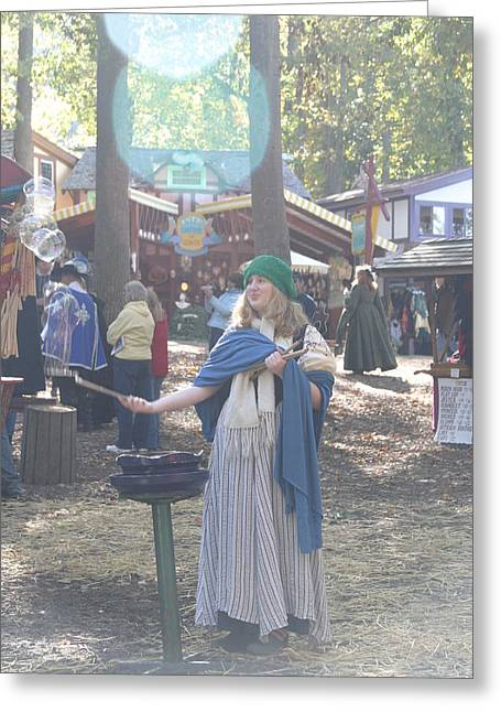 Maryland Renaissance Festival - People - 12122 Greeting Card