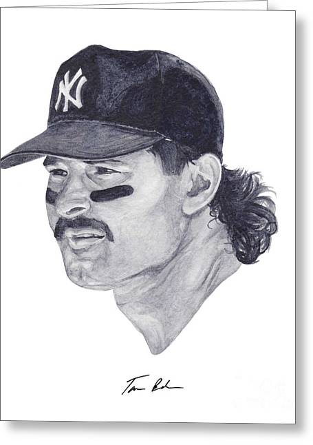 Mattingly Greeting Card