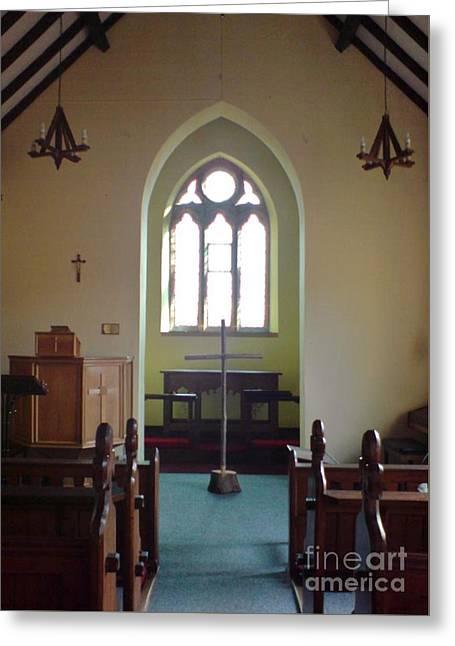 May Hill Church Greeting Card