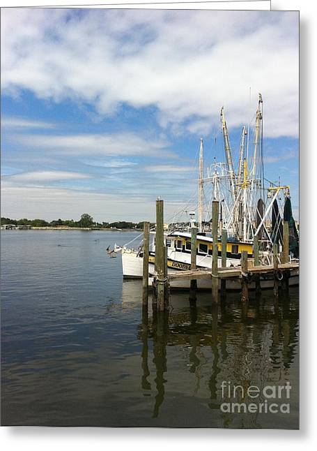 Mayport Greeting Card