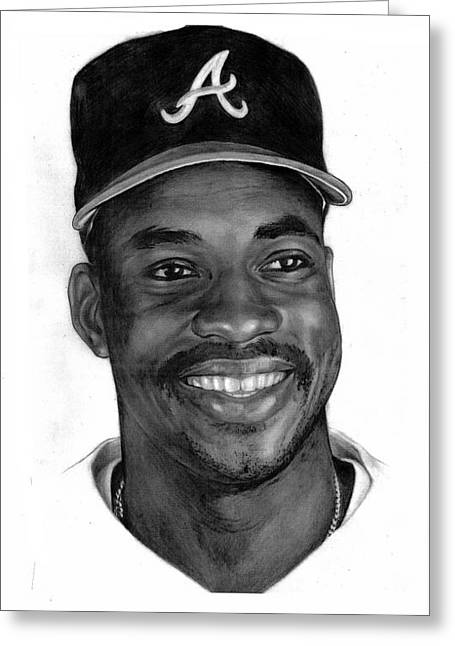 Mcgriff Greeting Card by Harry West