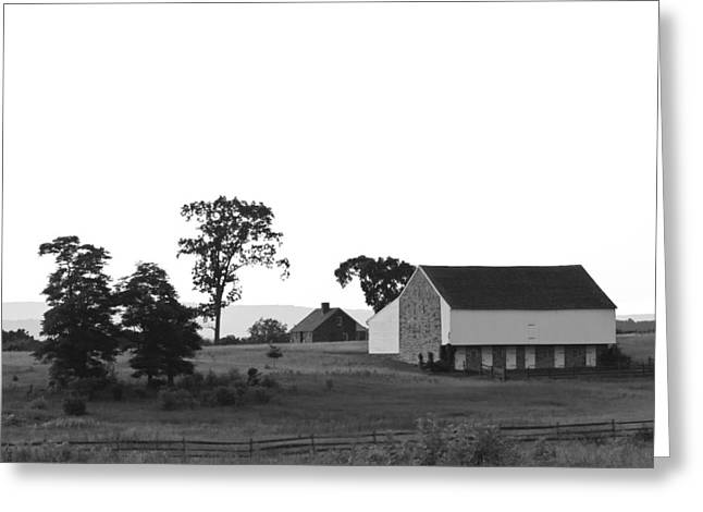 Mcpherson Farm Greeting Card