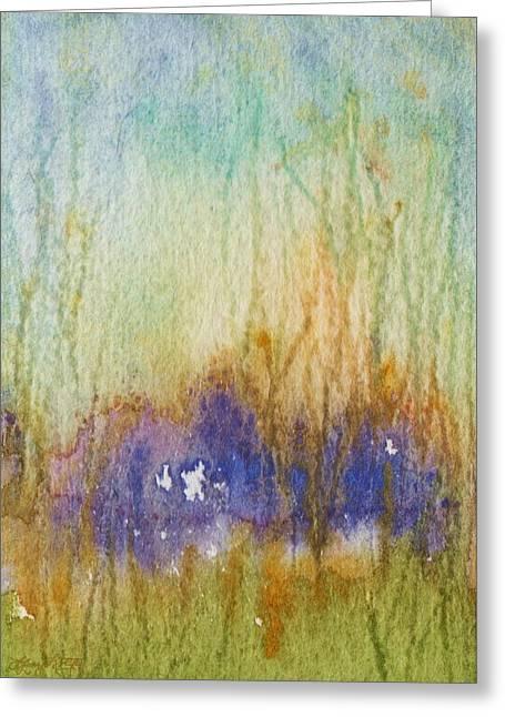 Meadow's Edge Greeting Card