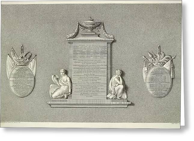 Memorial Greeting Card