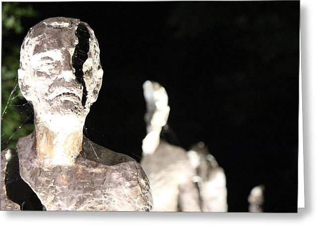 Memorial To The Victims Of Communism Greeting Card