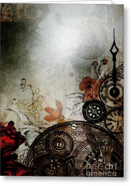 Memories Unlocked Greeting Card by Sharon Coty