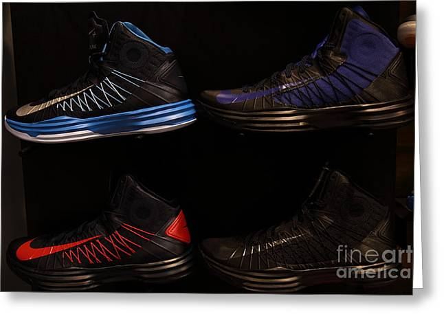 Men's Sports Shoes - 5d20654 Greeting Card