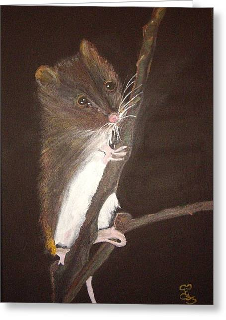Mervyn Mouse Greeting Card