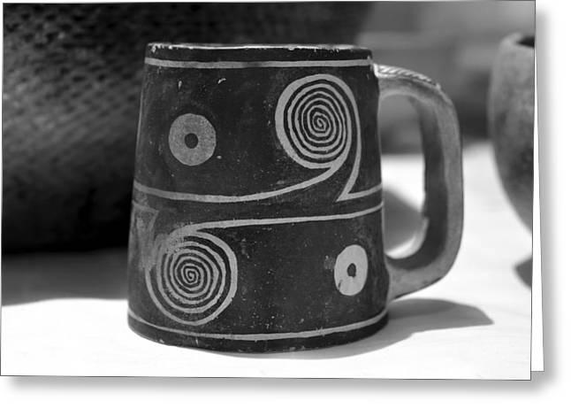 Mesa Verde Migration Mug Greeting Card by David Lee Thompson