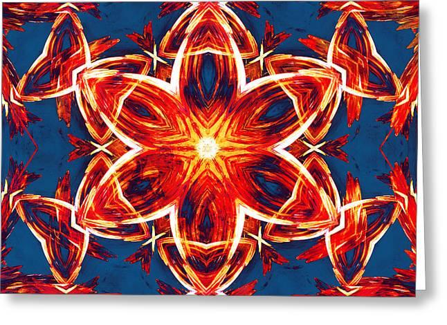 Metamorphosis 2 Greeting Card by Shawna Rowe