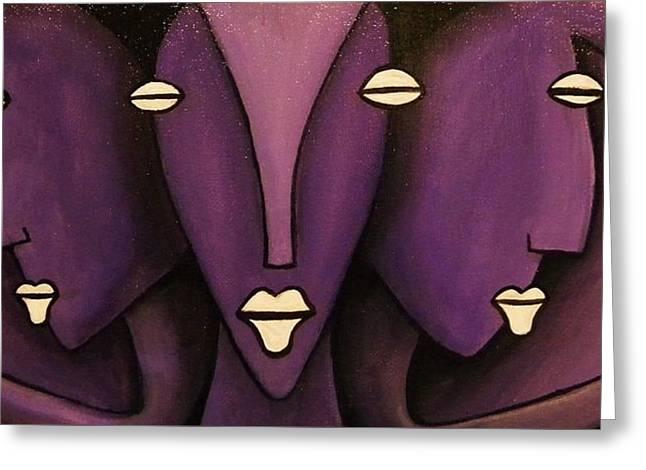 Metamorphosis  Greeting Card by Edwin Alverio