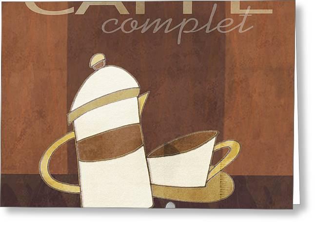 Mgl - Drinks 02 Greeting Card by Joost Hogervorst