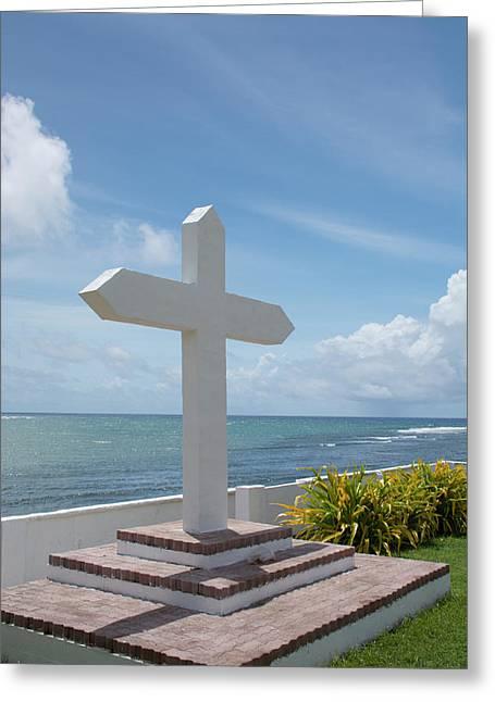 Micronesia, Mariana Islands Greeting Card by Cindy Miller Hopkins