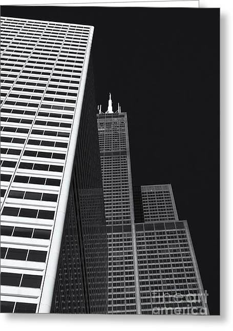 Midwest Monolith Greeting Card