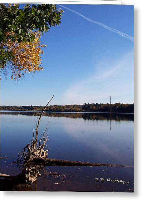 Mighty Missisquoi I Greeting Card