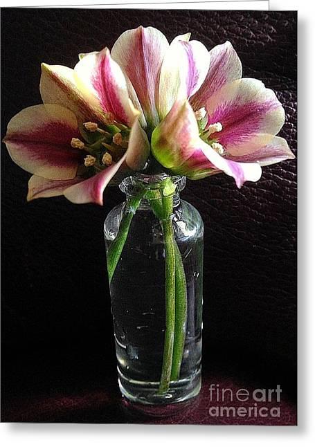 Mini Bouquet Greeting Card