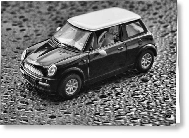 Mini Cooper Photograph By Ron Roberts