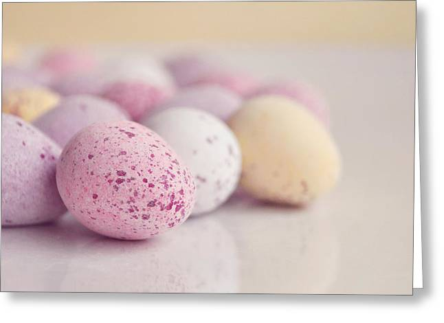Mini Easter Eggs Greeting Card