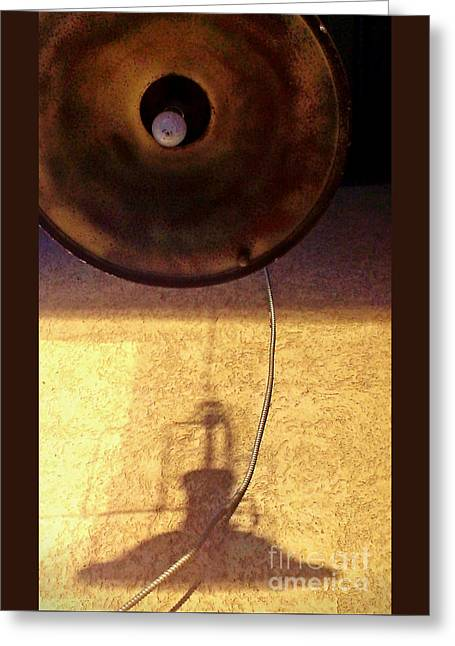 Greeting Card featuring the photograph Misperception by James Aiken