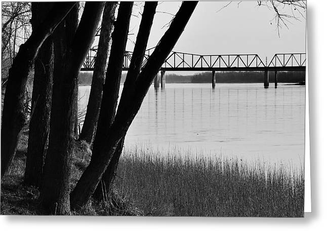 Missouri river st charles photograph by km corcoran for T shirt printing st charles mo