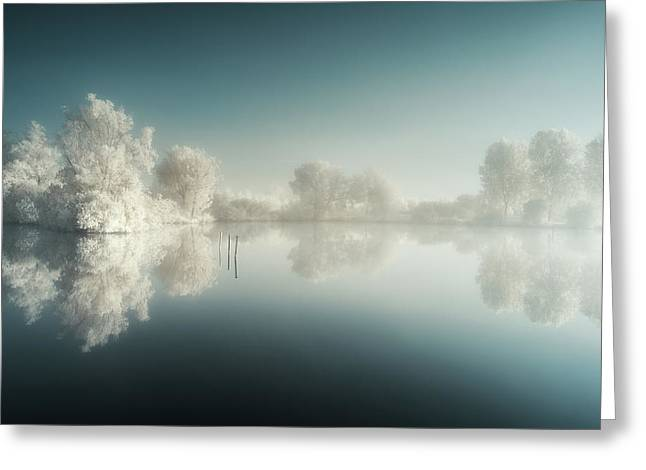 Mist'ir Light Greeting Card