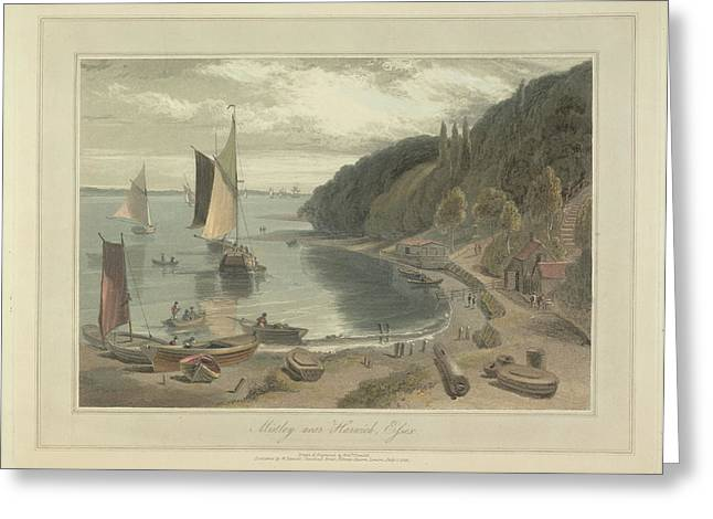 Mistley Greeting Card by British Library